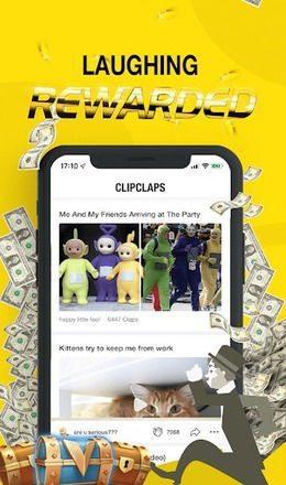 ClipClaps скриншот 1